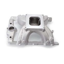 Edelbrock 2957 Victor Pontiac Intake Manifold, Pontiac 326-455