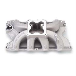 Edelbrock 2965 Victor Intake Manifold, Small Block Chevy