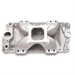Edelbrock 29785 Victor EFI Intake Manifold, Small Block Chevy