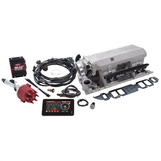 Edelbrock 3235 Pro-Flo 3 XT EFI System, B/B Chevy, Direct Port