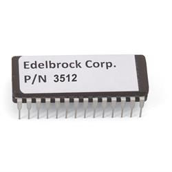 Edelbrock 3512 EFI Chip Computer Chip