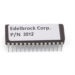 Edelbrock 3515 Pro-Flo EFI Chip Computer Chip, Chevy