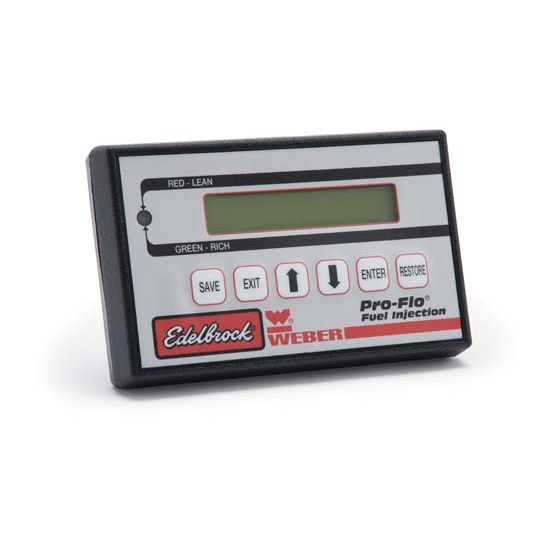 Edelbrock 3519 Pro-Flo EFI Systems Fuel Injection Calibration Module