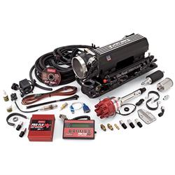 Edelbrock 35373 Pro-Flo XT Electronic Fuel Injection System, SB Chevy