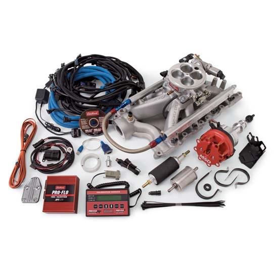 Edelbrock 35410 Pro-Flo 2 Fuel Injection System, Ford 351W