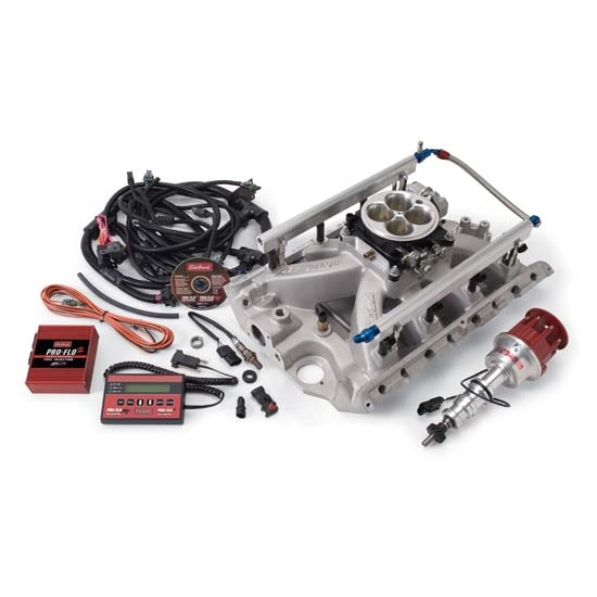 Edelbrock 35420 Pro-Flo 2 Fuel Injection System, Big Block