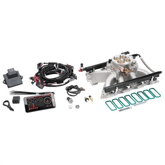chevy ls v8, sequential multi-port injection style, self tuning, speed  density metering style