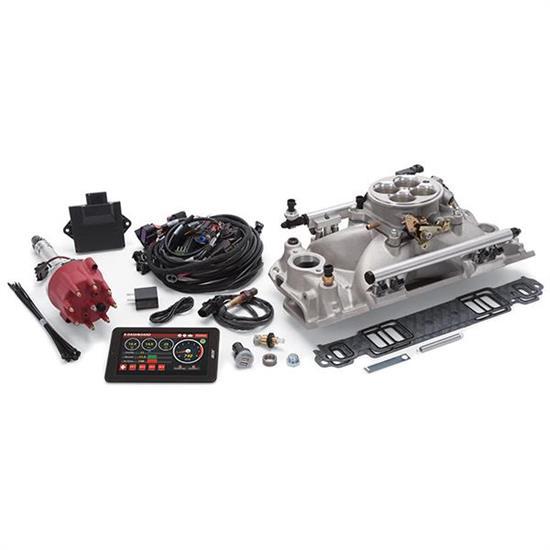 Edelbrock 359600 Pro-Flo 4 EFI Kit, Big Block Ford, w/out Tablet