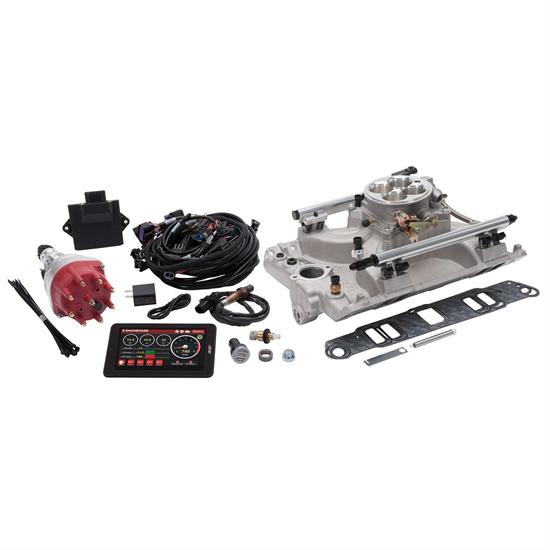 Edelbrock 35980 Pro-Flo 4 EFI Kit, 326/455 CI Engines