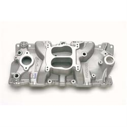 Edelbrock 3701 Performer 1955-86 Small Block Chevy Intake Manifold