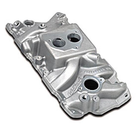 Edelbrock 37041 Performer T B I  Intake Manifold, Chevy/GMC 5 0/5 7L