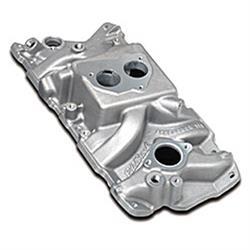 Edelbrock 37041 Performer T.B.I. Intake Manifold, Chevy/GMC 5.0/5.7L