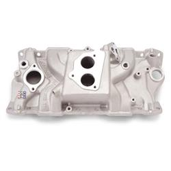 Edelbrock 3704 Performer T.B.I. Intake Manifold, Aluminum