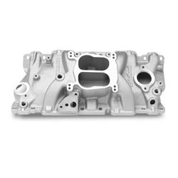 Edelbrock 3706 Performer Intake S/B Chevy, 1987-95 W/ Iron Heads