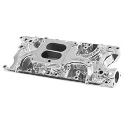 Edelbrock 37231 Performer Intake Manifold, Aluminum, Ford 5.0L