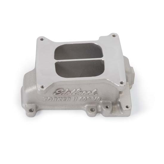 Edelbrock 3789 Performer Intake Manifold Top (EGR), For Base # 3785