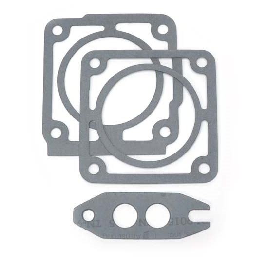 Edelbrock 3830 Throttle Body Gasket, 65/70mm, Ford 5.0L