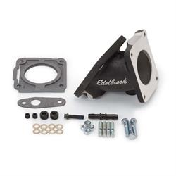 Edelbrock 38353 Throttle Body Adapter, For 3821/7126
