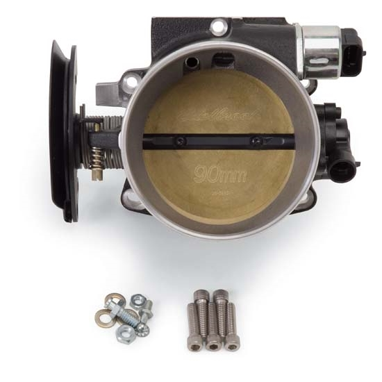 Edelbrock 38693 Pro-Flo XT Victor Series Throttle Body Assembly