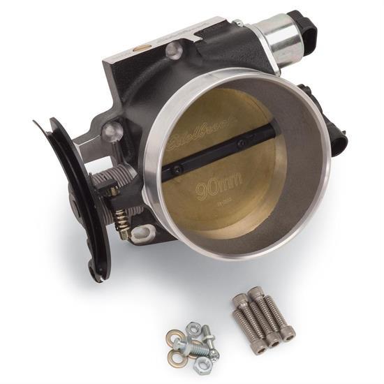 Edelbrock 38693 Pro-Flo XT Victor Series Throttle Body Assembly