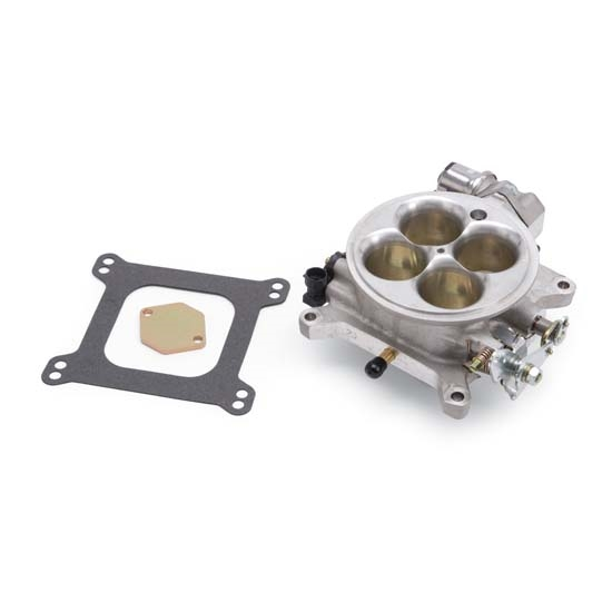 Edelbrock 38783 Throttle Body Assembly, 1,000 cfm, 4-Barrel