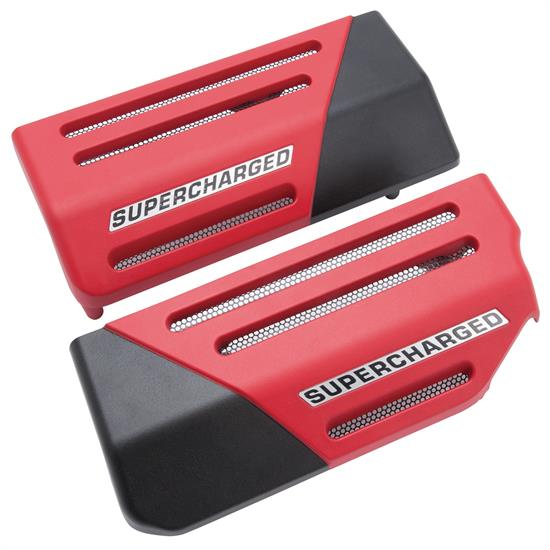 Edelbrock 41142 Ignition Coil Covers, 2010-13 Camaro SS
