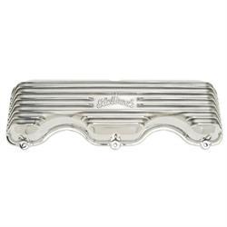Edelbrock 4140 348/409 Chevy Finned Aluminum Valve Covers