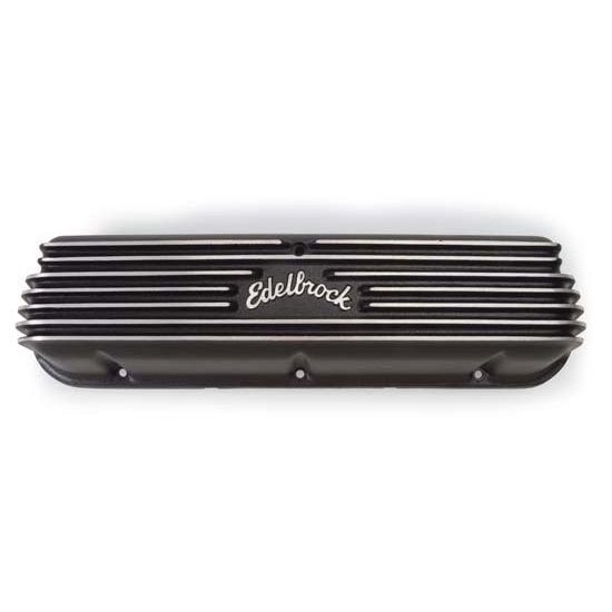 Edelbrock 41603 Classic Series Valve Cover Set, Small Block Ford