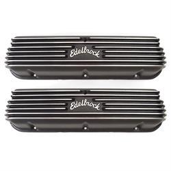 Edelbrock 41653 Racing Series Valve Cover Set Ford 289,302,351W