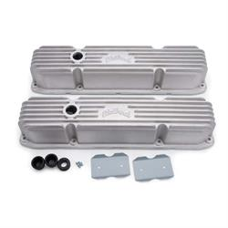 Edelbrock 41929 Classic Series Valve Cover Set, Big Block Chrysler