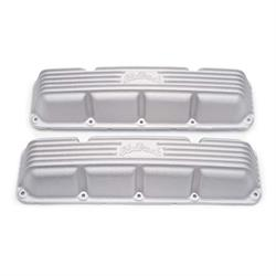 Edelbrock 41999 Classic Series Valve Cover Set, Jeep, V8