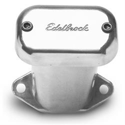 Edelbrock 4203 Oil Breather Cap, Racing, Aluminum, Polished,4.75 Inch