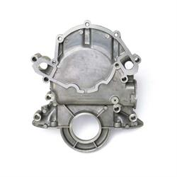 Edelbrock 4250 Aluminum Timing Cover, Ford 4.7L, 5.0L, 351W