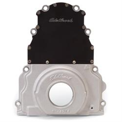 Edelbrock 4254 Aluminum Timing Cover, Chevy 4.8/5.3/6.0L