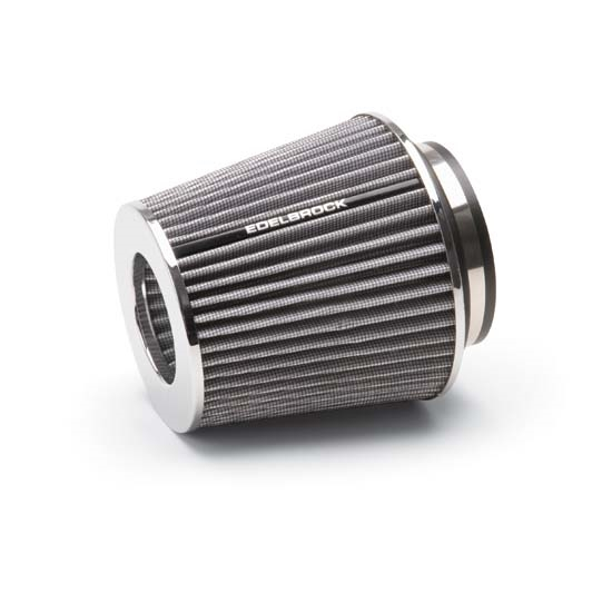 Edelbrock 43642 Pro-Flo Air Cleaner Element Air Filter, Cone, 6.7in.