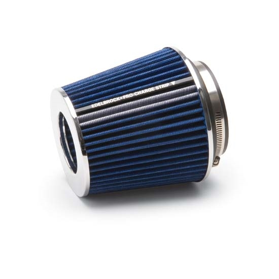 Edelbrock 43643 Pro-Flo Air Cleaner Element Air Filter, Cone, 6.7in.