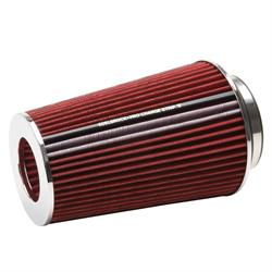 Edelbrock 43691 Pro-Flo Air Cleaner Element Air Filter, Cone, 10 Inch