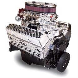 Edelbrock 45020 Dual-Quad 9.0:1 Compression Performance Crate Engine
