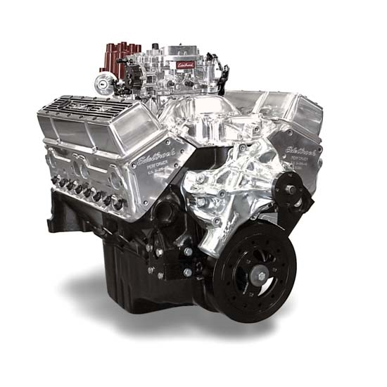 Edelbrock 45121 Performer 8.5:1 Compression Performance Crate Engine