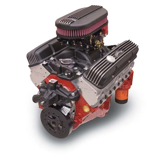 Edelbrock 45123 Performer 8.5:1 Compression Performance Crate Engine