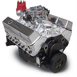 Edelbrock 45400 Performer 9.0:1 Compression Performance Crate Engine