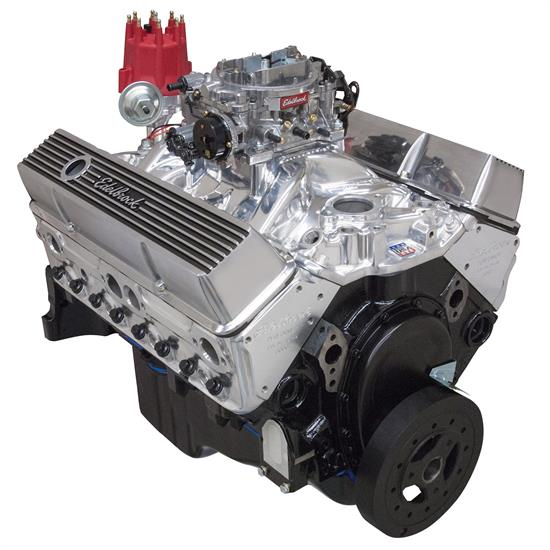 Edelbrock 45401 Performer 9.0:1 Compression Performance Crate Engine