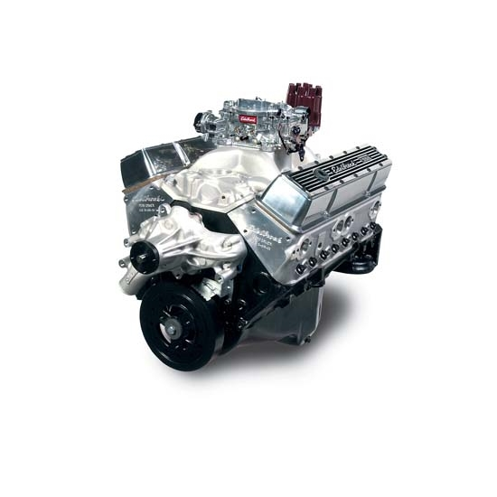 Edelbrock 45420 Performer 9.0:1 Compression Performance Crate Engine
