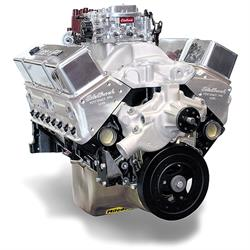 Edelbrock 45600 Performer RPM 9.5:1 Performance Crate Engine, 410 HP