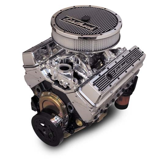 Edelbrock 45904 Crate Performer RPM E-Tec 9.5:1 Performance Engine