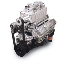 Edelbrock 46051 E-Force RPM Supercharged 9.5:1 Performance Engine