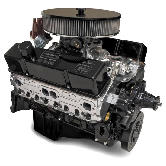 Edelbrock 46213 RPM Signature Series 9 5:1 Crate Engine