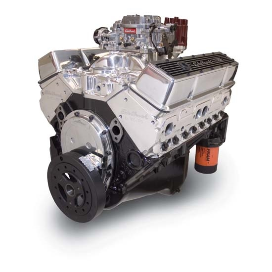 Edelbrock 46401 Performer Hi-Torque 9.0:1 Performance Crate Engine