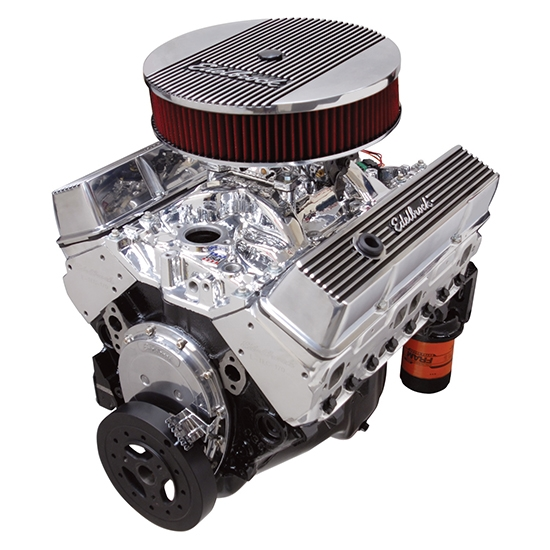 Edelbrock 46404 Performer Hi-Torque 9.0:1 Performance Crate Engine