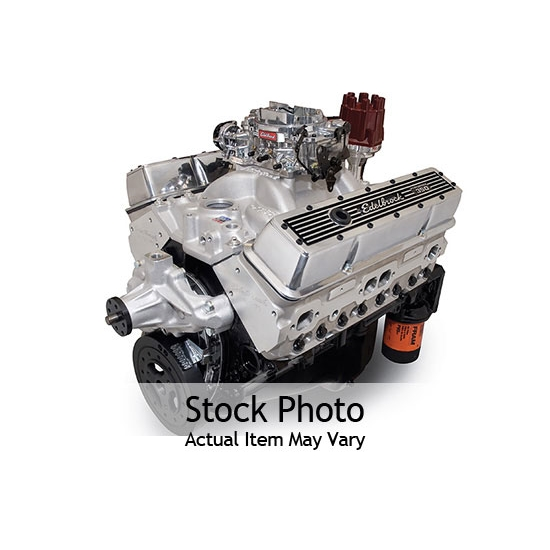 Edelbrock 46411 Performer Hi-Torque 9.0:1 Performance Crate Engine